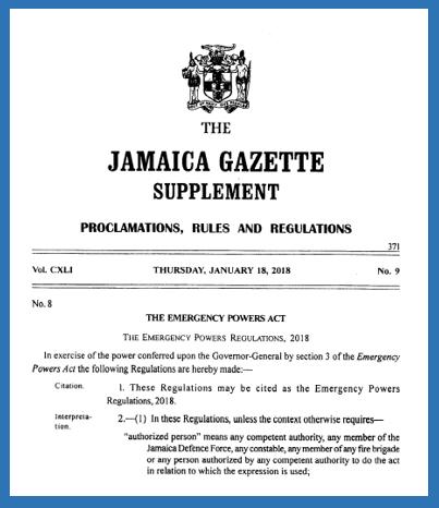 Regulations 2018